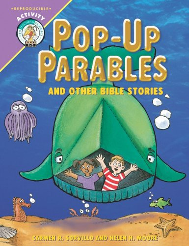 9780570053538: Pop Up Parables and Other Bible Stories; 48 Pages Reproducible Patterns