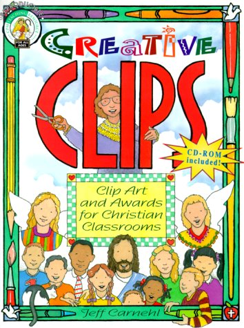 9780570053835: Creative Clips: Clip Art and Awards for Christian Classrooms