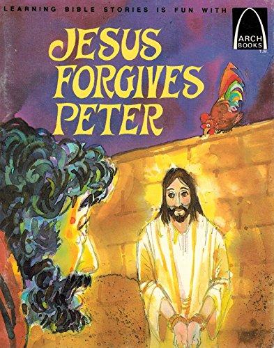 9780570061922: Jesus Forgives Peter (Arch Books)