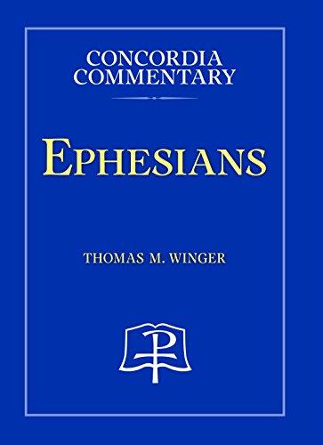 Ephesians (Hardback): Thomas M Winger