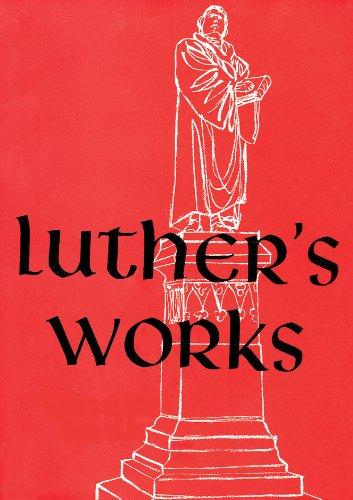 Works: v. 13 (Hardback): Martin Luther