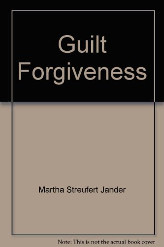 9780570069386: Guilt Forgiveness (Under His Wings - A Bible Study for Women. Leaders Guide)
