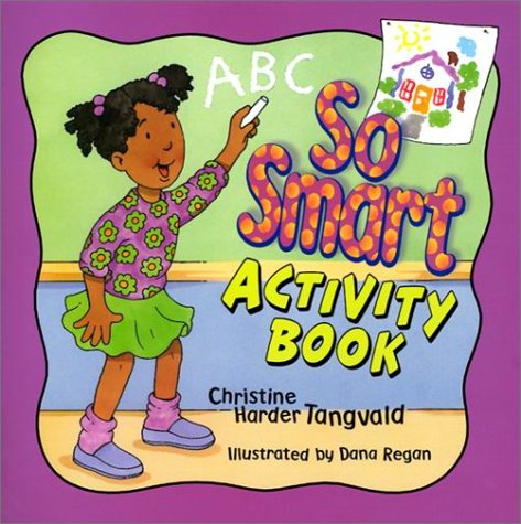 So Smart Activity Book with Charts (0570071119) by Tangvald, Christine Harder
