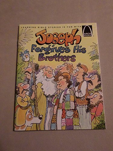 9780570075219: Joseph Forgives His Brothers: Genesis 37, 39-45 for Children