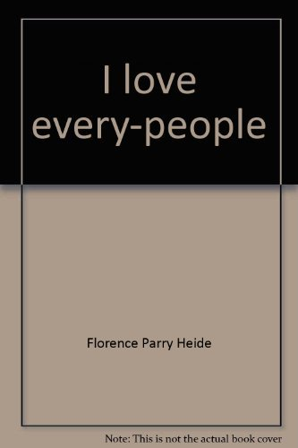 9780570077855: I love every-people (The Concept series ; 2)