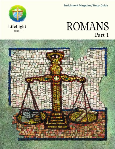 LifeLight: Romans, Part 1 - Study Guide: Popp, Kevin; Fryar,