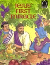 9780570090229: Jesus' First Miracle (Ae Arch Books)