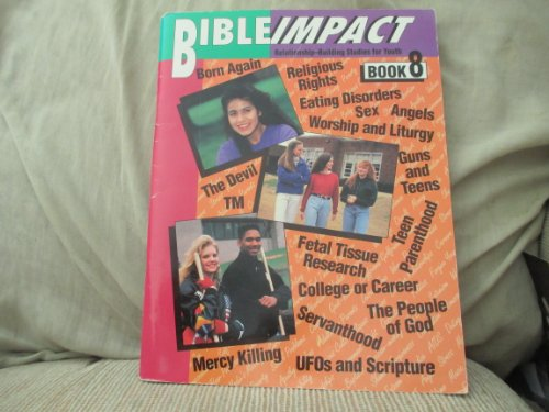 Bible Impact-08-Lg: 9780570095033 BRAND NEW, Off Our Store Shelf, SHIPS WITH IN 24 HOURS, Check out our other store inventory. We have bulk of a lot of books and bibles. We are a FULL RETAIL BOOKSTORE that has been in business since 1982 and we do appreciate your purchase and value you as a customer. *some items make have light shelf scuffing, pricing stickers, dust jacket may be slighty torn or imperfect and remainder marks on the binding but no items shipped are used or damaged. All items come out of our retail store stock & shelves. If you have any questions or concerns please feel free to write us. Thank you.