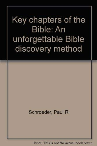 key bible chapters