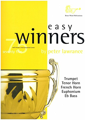 9780570271048: Easy Winners for Treble Brass
