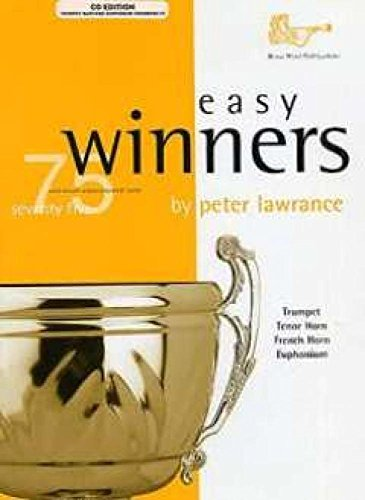 9780570271055: Easy Winners with Tpt/Tbn/ Euph CD