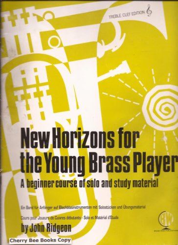 9780570271499: New Horizons Young Brass Player TC
