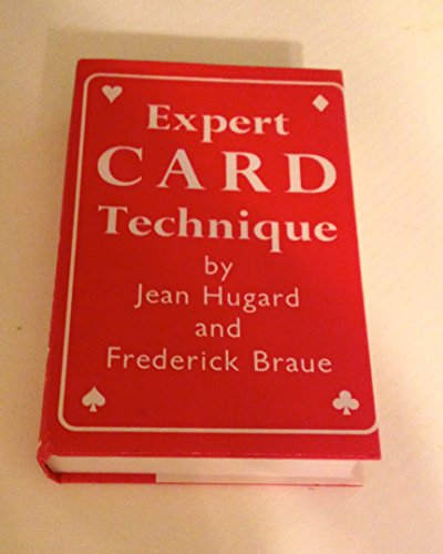 9780571022786: Expert Card Technique
