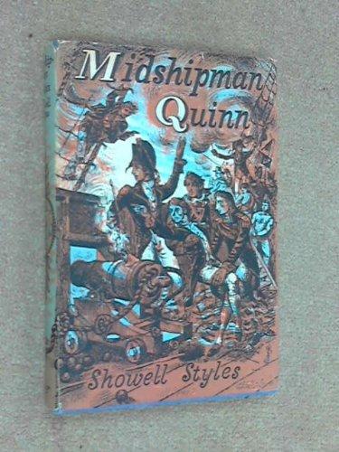 9780571028115: Midshipman Quinn