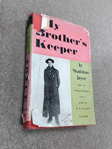 9780571032167: My Brother's Keeper James Joyce's Early Years