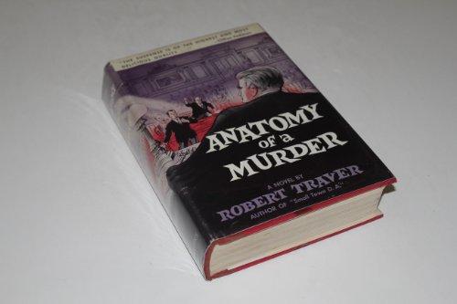 9780571033089: ANATOMY OF A MURDER
