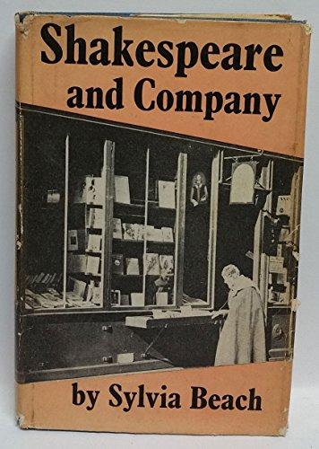 9780571039012: Shakespeare and Company