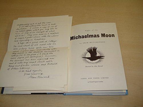 9780571040995: Night of the Michaelmas Moon