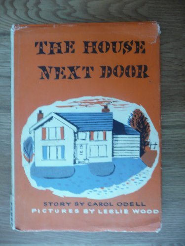 House Next Door (0571042961) by Carol Odell