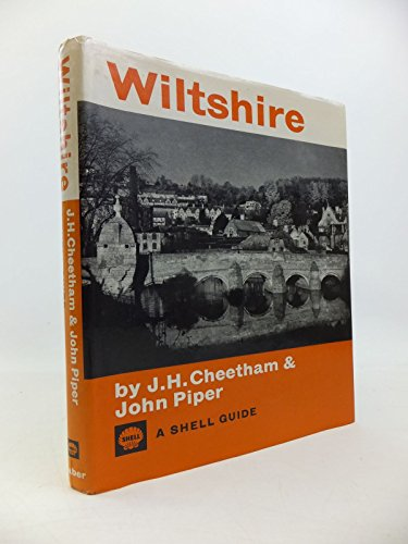 9780571046331: Wiltshire (Shell Guides)