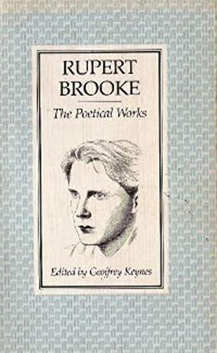 9780571047048: Rupert Brooke: The Poetical Works