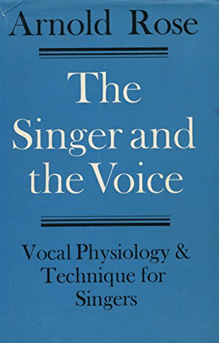 9780571047253: Singer and the Voice