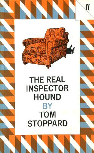 """notes on real inspector hound influences The character moon from stoppard's early farce the real inspector hound  presents  michael patterson notes, """"it was a particularly exciting time for the  theatre (in great  even though his life story was heavily influenced by political  forces,."""