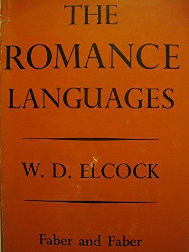 9780571048205: Romance Languages (Great Languages)