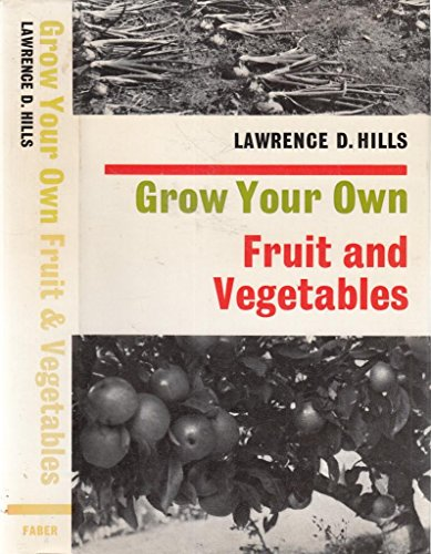 9780571048304: Grow Your Own Fruit and Vegetables