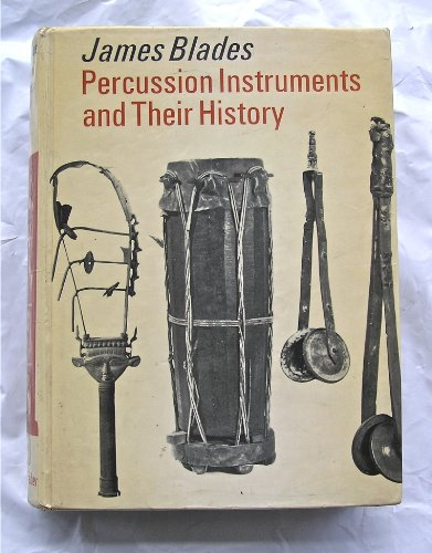 9780571048328: Percussion Instruments and Their History