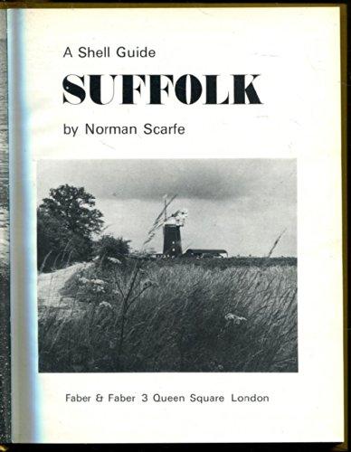 9780571049011: Suffolk (Shell Guides)