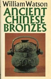 9780571049172: Ancient Chinese Bronzes (The arts of the East)