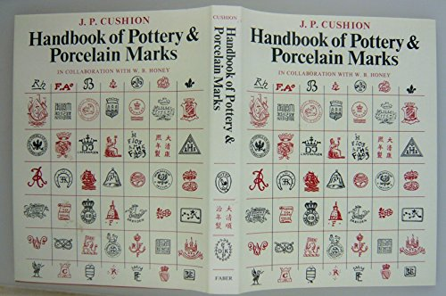 9780571049226: Handbook of Pottery and Porcelain Marks