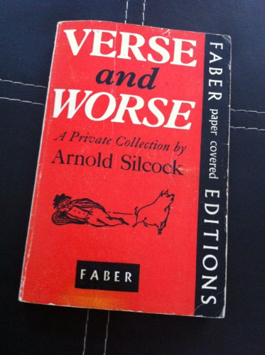 9780571051328: Verse and Worse