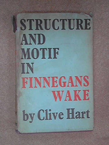 Structure and Motif in Finnegans Wake: HART, Clive