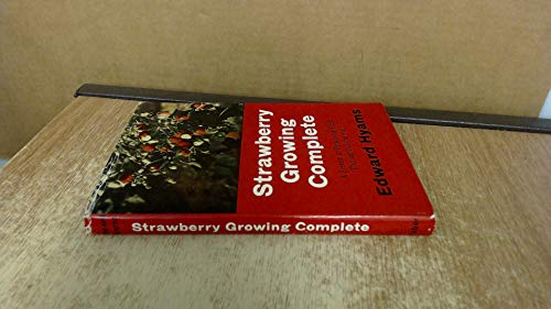 Strawberry Growing Complete (0571051839) by Hyams, E