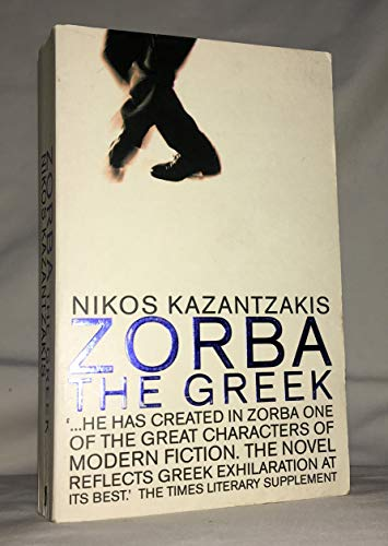 9780571052653: ZORBA THE GREEK