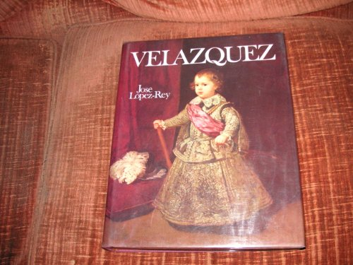 9780571054657: Velazquez