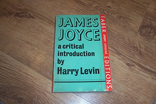 9780571055029: James Joyce: A Critical Introduction