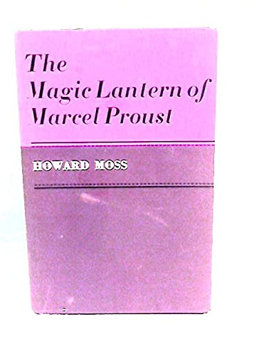 9780571055555: The magic lantern of Marcel Proust