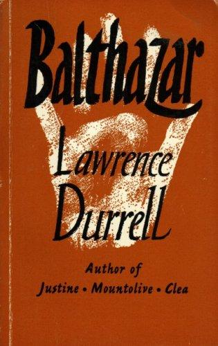 Balthazar: Durrell, Lawrence
