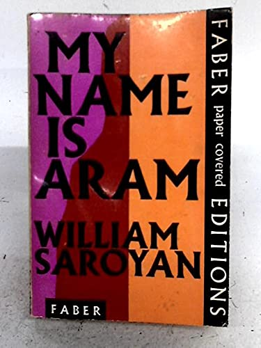 9780571056323: My Name Is Aram