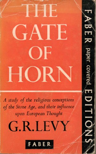 9780571056606: The Gate of Horn