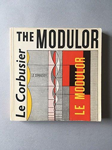 9780571056743: The Modulor
