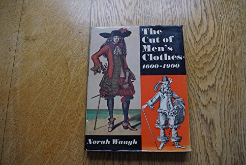 9780571057146: Cut of Men's Clothes: 1600-1900