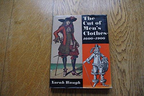 The Cut of Men's Clothes 1600-1900.: Norah Waugh.