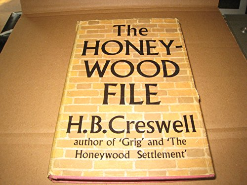 9780571058297: Honeywood File