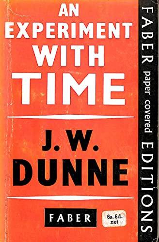 9780571059966: Experiment with Time, An