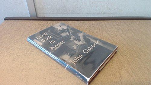 Look Back in Anger: John Osborne