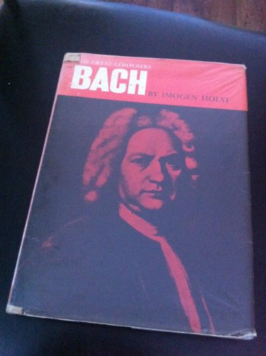 9780571062195: Bach